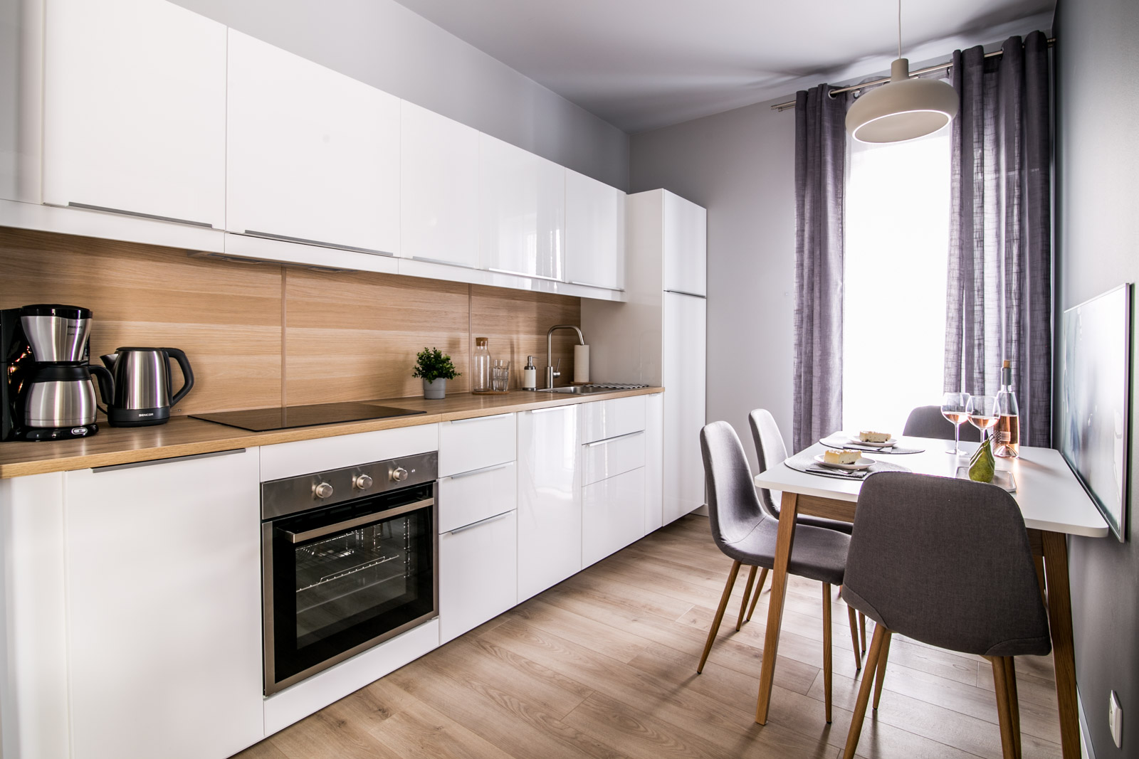 Zajezdnia Poznań- pierwsze mieszkanie 45 m2