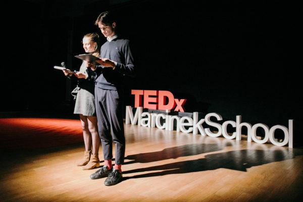 TEDx Marcinek School 2019