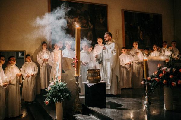 Wigilia Paschalna 2019 u Dominikanów