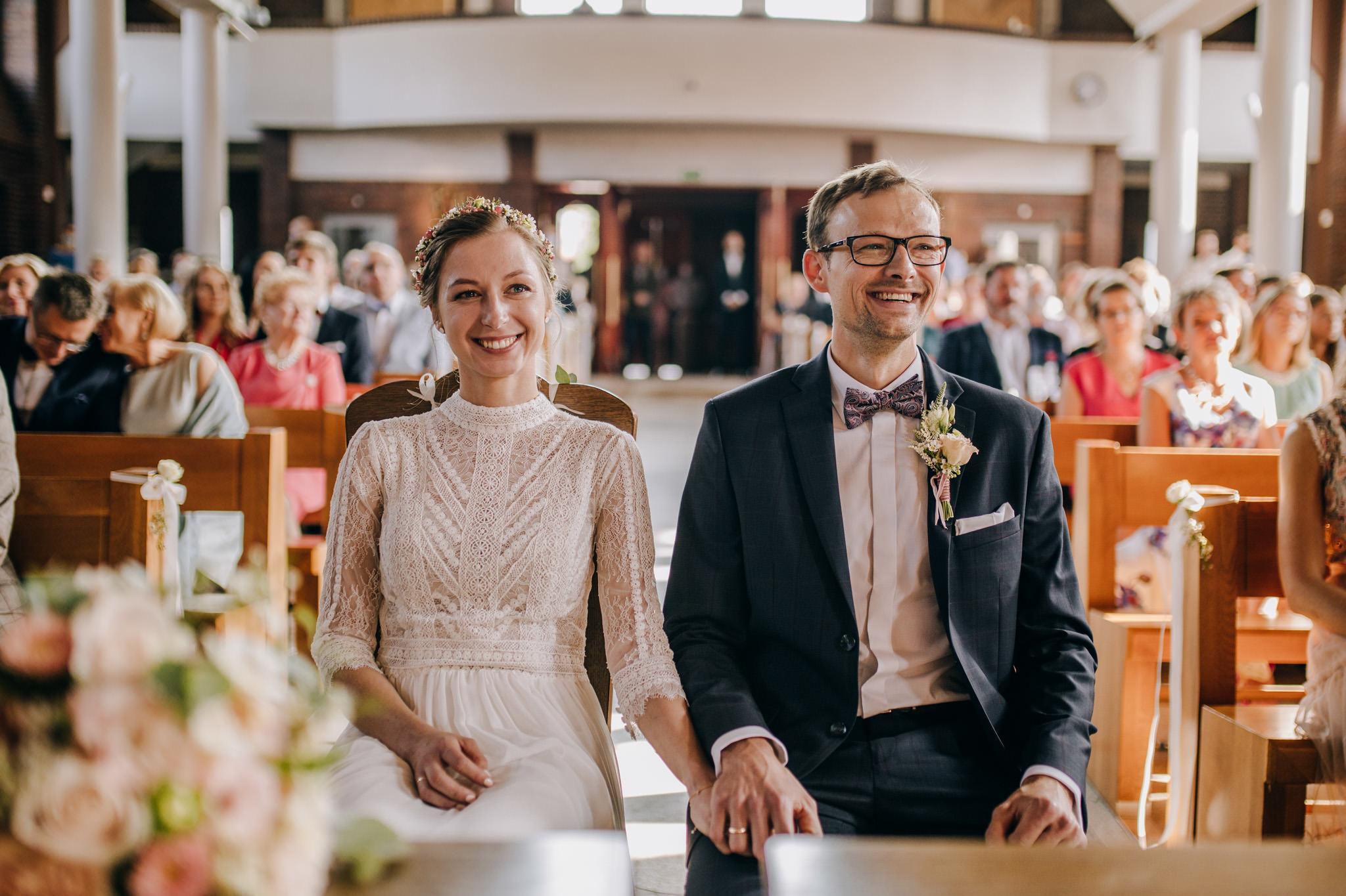 Ania i Michał – wesele w Weranda Home